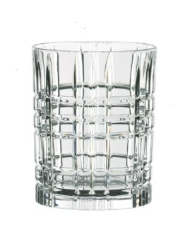 SQUARE TUMBLERS 345ML SET'6