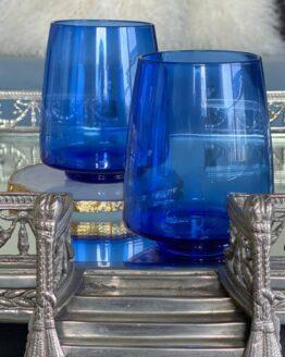 Blue Color Glass 300ml