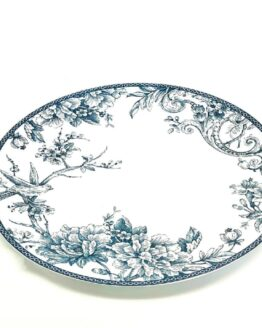 Adelaide Blue Dinner Plates Set of 6
